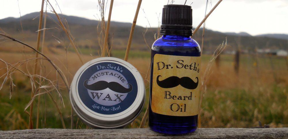 Dr. Seth's Mustache Wax